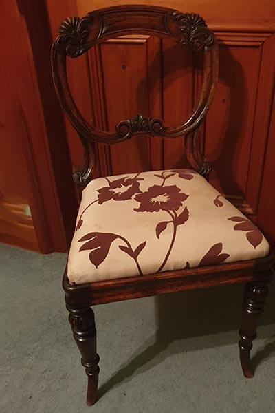 Victorian Set of 6 chairs